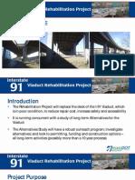 Interstate 91 presentation