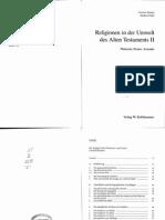 Religionen in der Umwelt des Alten Testaments II. Phönizier, Punier, Aramäer