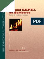 Manual S.E.P.E.I. de Bomberos