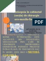 1.5 Antisepsia
