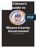 Wayne County Citizen's Guide 2015-2016