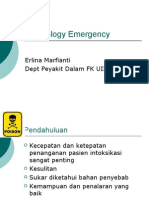 Toxycology Emergency 2