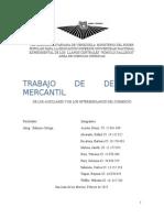 Derecho Mercantil Balmore Revisar