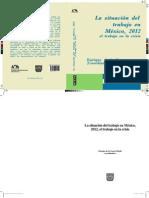 De La Garza, Enrique. Situacion Del Trabajo en México, 2012