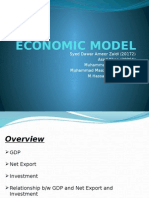 m.e Economic Model