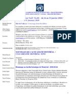 ACNUExpress Vol.5 No.02 - Du 16 Au 31 Janvier 2010
