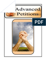 Advanced Petitions
