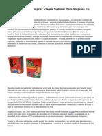 Viagra Natural. Comprar Viagra Natural Para Mujeres En Herbolarios.