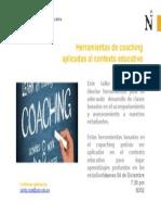 Herramientas Coaching_contexto Educativo
