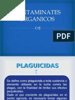 Contaminates Organicos