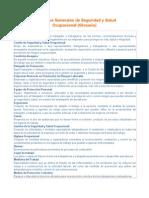 Conceptos Basicos de Salud y Seguridad Ocupacional