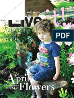 April/May issue of Live it! Magazine