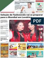 Jornal União - Edição da 2ª Quinzena de Abril de 2015