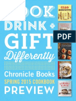Chronicle Books Spring 15 Cookbook Preview (Excerpt)