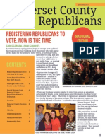 Somerset County Young Republicans April-May Newsletter