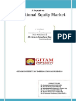 International Equity Market FINAL