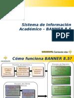 Sistemadeinformacionacademico Banner8 5 BANNER