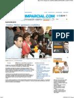 14-04-15 Condena 'Maloro' agresiones a candidatos