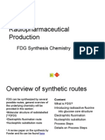 FDG Production-Theory Operations-FDG Synthesis Chemistr1