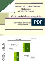 Graficas de Control Material Dado en Clase