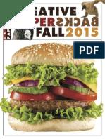 Creative Paperbacks F15 Catalog