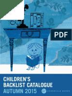 A&CB Kids Backlist Catalog