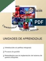 Taller Integrado de Gestión Clase 1-2 -1°  2015