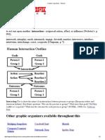 Graphic Organizers - Interact