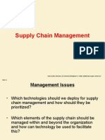 6- Supply Change Management