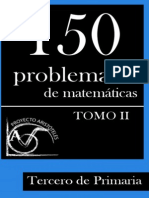 150 Problemas de Matemat