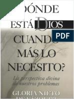 Nieto De Vazquez Gloria - Donde Esta Dios Cuando Mas Lo Necesito.pdf