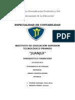 Diagnostico Financiero Original