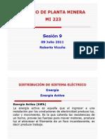 Distribucion Del Sistema Electrico