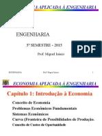 Transparências - ECONOMIA APLICADA À ENGENHARIA (2).ppt