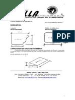BC - Características Tgjfgécnicas