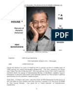 Book Review a Doctor in the House