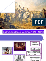 1. Causas Internas y Externas de La Independencia