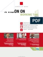 ADP Europe at Work - A vision on Working Time