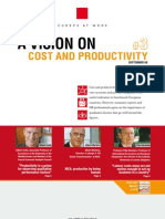 ADP Europe at Work - A vision on Cost and Productivity