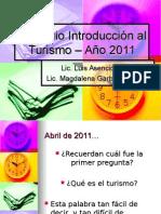 Coloquio Introducción Al Turismo 2011