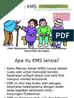 Pengisian KMS