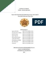 Tutorial Laporan GNA Kelompok 1