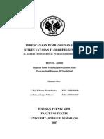 Perencanaan Pembangunan Gedung Stikes Yayasan Tlogorejo Semarang
