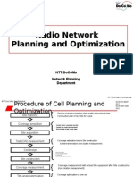 Radio Network Planning and Optimization_NTT
