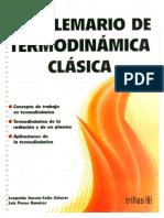 Problemario de termodinamica clasica