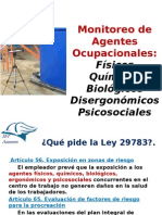 monitoreodeagentesocupacionales-140221121321-phpapp01