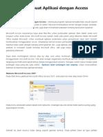 Tutorial Membuat Aplikasi Dengan Access Bagian - 1 _ Blog PNS