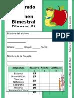 5to Grado - Bloque 4 (2014-2015)