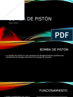Expo Bomba de Piston