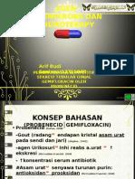 Agen Antimikroba Dan Chemoterapy